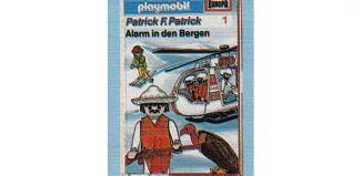 Playmobil - 15577-ger - Patrick F. Patrick 1: Alarm in den Bergen