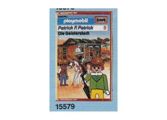 Playmobil - 15579-ger - Patrick F. Patrick 9: Die Geisterstadt
