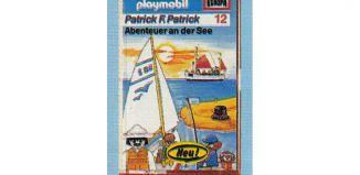 Playmobil - 15582-ger - Patrick F. Patrick 12: Abenteuer an der See