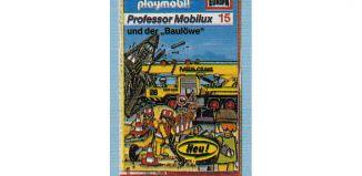 Playmobil - 15585-ger - Professor Mobilux 15: Der Baulöwe