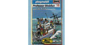 Playmobil - 15586-ger - Professor Mobilux 16: Die Küstenwache