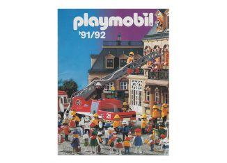 Playmobil - 37135/07.91-esp - Catalog 1991-1992