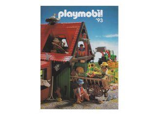 Playmobil - 59720/09.93-esp - Catálogo 1993