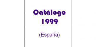 Playmobil - 00000-esp - Catalogue 1999