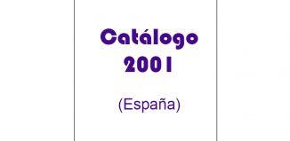 Playmobil - 00000-esp - Catalogue 2001