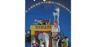 Playmobil - 37122/04.91-ger - Catalog 1991-1992