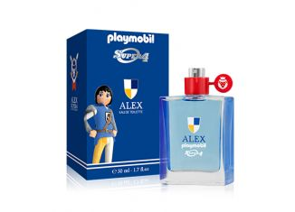 Playmobil - 00000 - Fragrance Super 4 - Alex