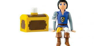 Playmobil - 00000 - Shower gel Super4 - Alex