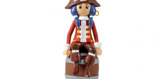 Playmobil - 00000 - Shower gel Super 4 - Rubi