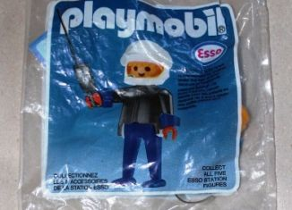Playmobil - 0000 - ESSO police
