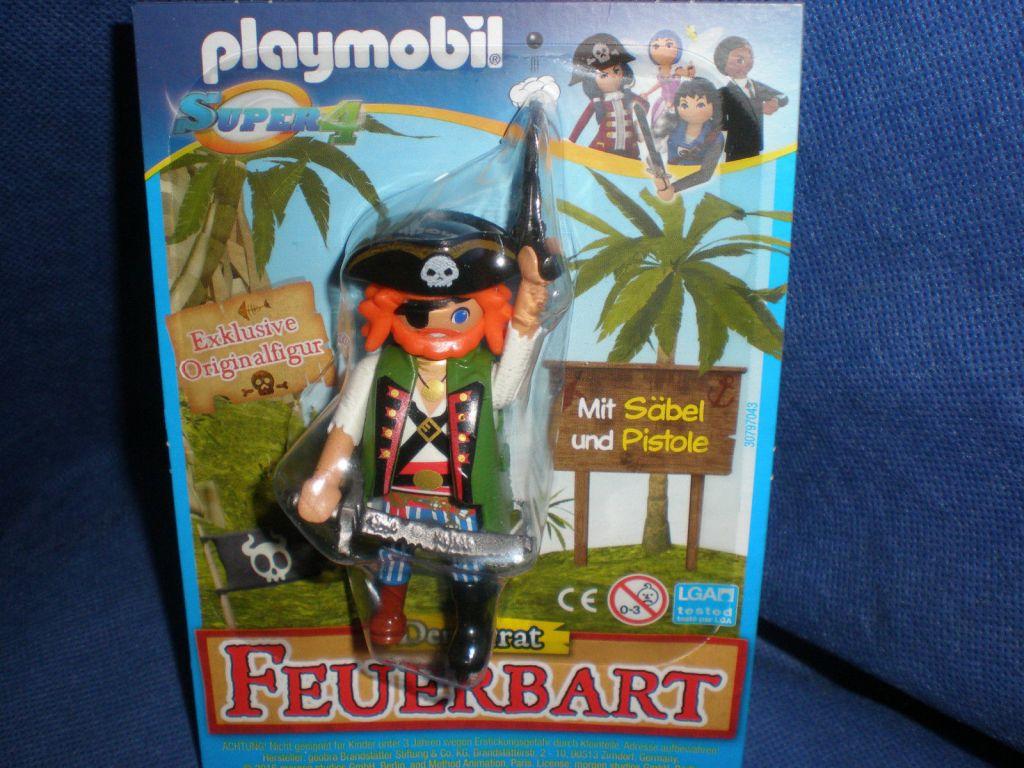 Playmobil 80804-ger - Super 4-Magazin 03/2016 (Heft 5) - Box