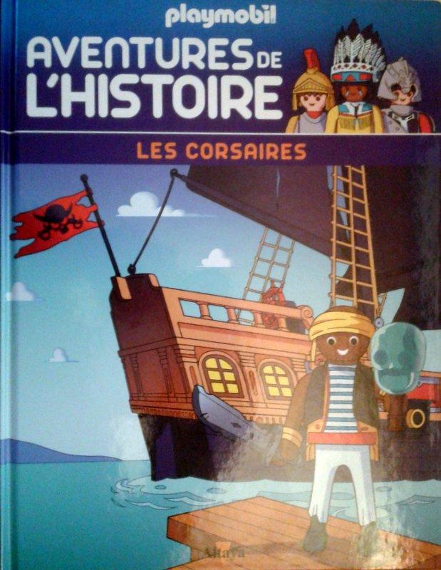 Playmobil LADLH-37 - Corsair - Back