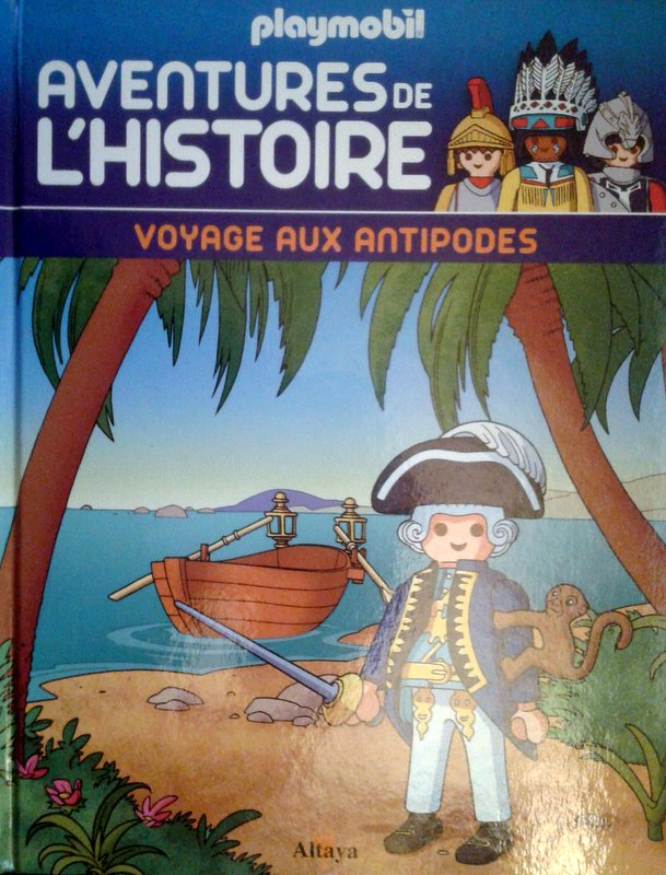 Playmobil LADLH-39 - English Expeditionary - Back