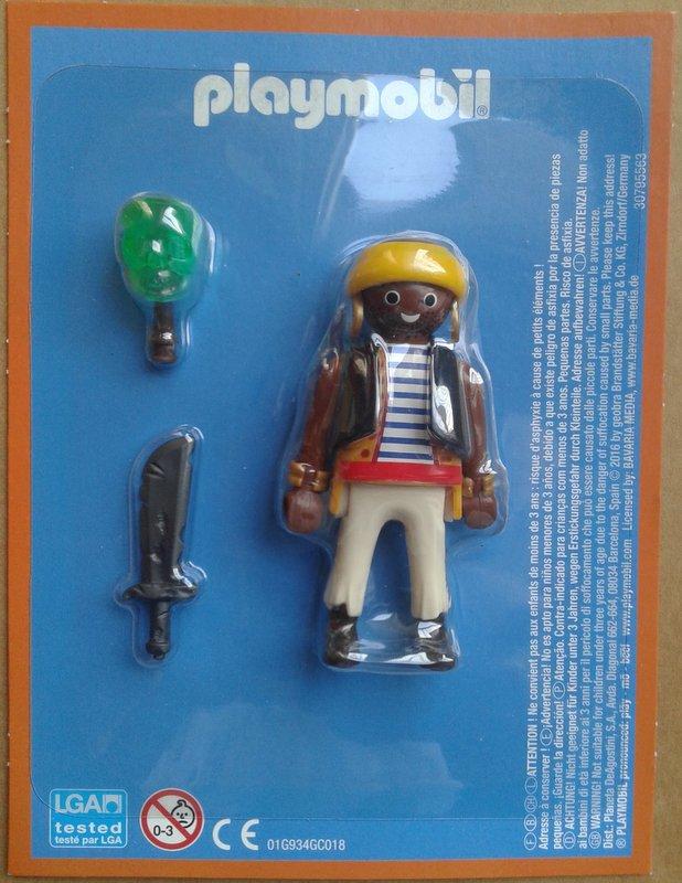 Playmobil LADLH-37 - Corsair - Box