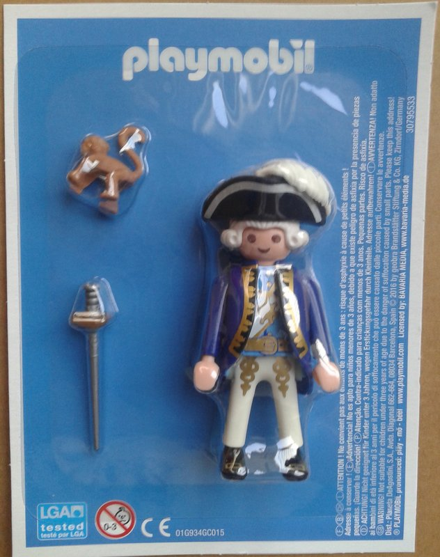 Playmobil LADLH-39 - English Expeditionary - Box