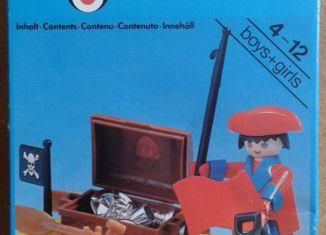 Playmobil - 3570-ger - pirata / bote de remo