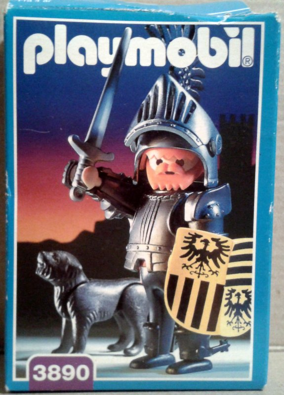 Playmobil 3890 - Baron - Box