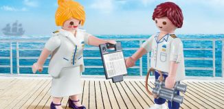 Playmobil - 9216 - Cruise Ship Officers