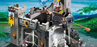 Playmobil - 9240 - Lion knights castle