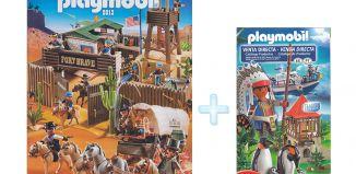 Playmobil - 85743/10.12-esp - Catálogo 2013 + Catálogo DS