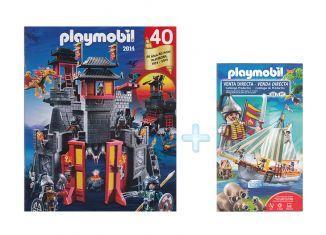 Playmobil - 85396/10.13-esp - Catálogo 2014 + Catálogo DS