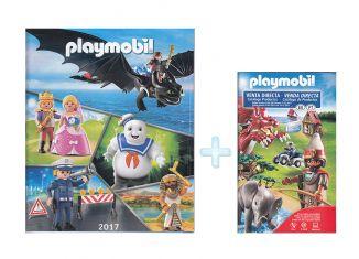 Playmobil - 85825/11.16-esp - Catálogo 2017 v2 + Catálogo DS