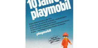 Playmobil - 3081036-ger - Neuheiten Katalog 1984