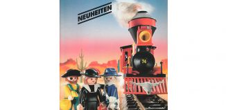 Playmobil - 00000-ger - News catalogue 1987