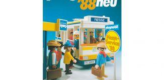 Playmobil - 00000-ger - News catalogue 1988