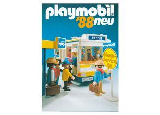 Playmobil - 00000-ger - Neuheiten Katalog 1988