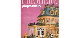 Playmobil - 00000-ger - News Catalogue 1989