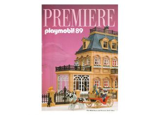Playmobil - 00000-ger - News Catalogue 1989