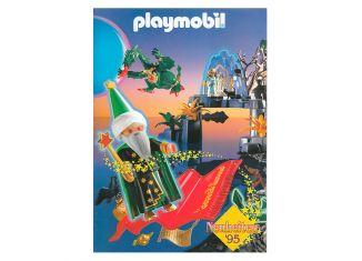 Playmobil - D0256/01.95-ger - Neuheiten Katalog 1995