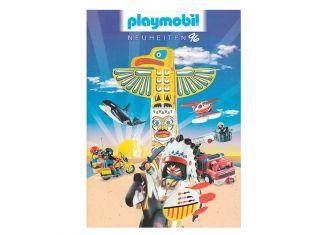 Playmobil - D0256/01.96-ger - Neuheiten Katalog 1996