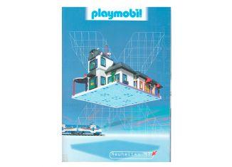 Playmobil - 00000-ger - News catalogue 1997