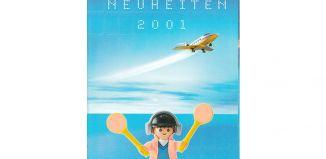 Playmobil - 00000-ger - News catalogue 2001