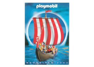Playmobil - 00000-ger - Neuheiten Katalog 2002