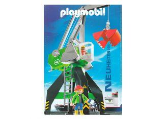 Playmobil - 30840256/01.2005-ger - Neuheiten Katalog 2005