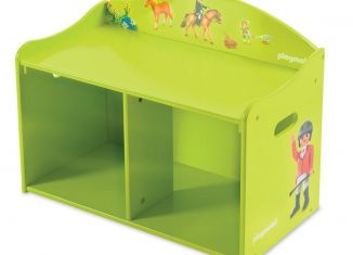Playmobil - 00000 - Wooden play bench - Ponys