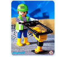 Playmobil - 3271s2 - Construction Worker