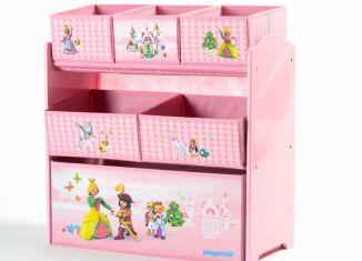 Playmobil - 00000 - Princesses Storage Shelf
