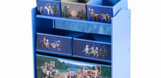 Playmobil - 00000 - Rack de almacenamiento - Caballeros