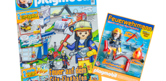 Playmobil - R020-30798653-esp - Fire fighter