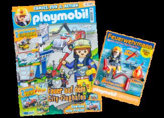 Playmobil - R020-30798653-esp - Fire fighter