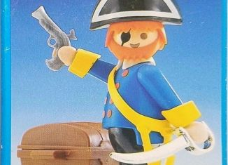 Playmobil - 3382-esp - pirate captain