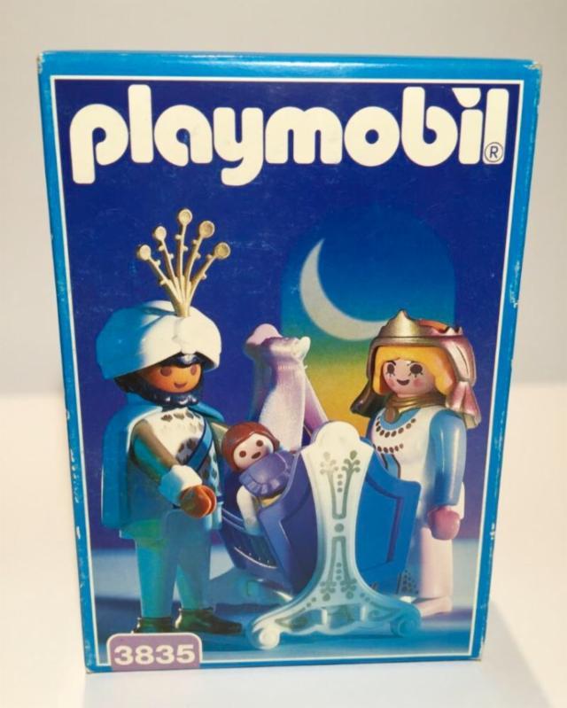 Playmobil 3835 - Prince & Princess - Box