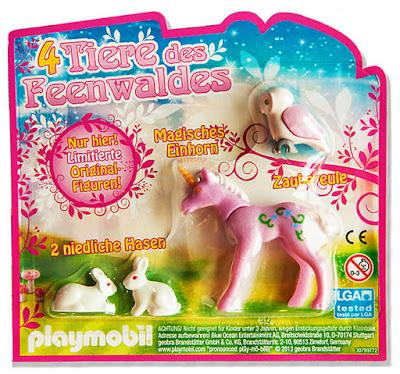 Playmobil 80529-ger - Playmobil Girls Magazine 02/2013 (Heft 3) - Box