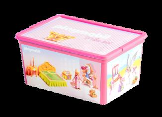 Playmobil - 80488 - 12L Storage Box - Knights