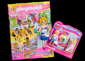 Playmobil - 80585-ger - Playmobil Magazin Pink 01/2017 (Heft 26)