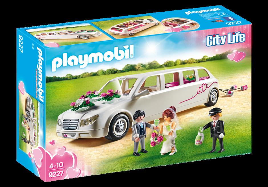 Playmobil 9227 - Wedding Limo - Box